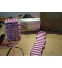 Ремонт и переборка аккумуляторов популярных электровелосипедов , электросамокатов и другого электротранспорта